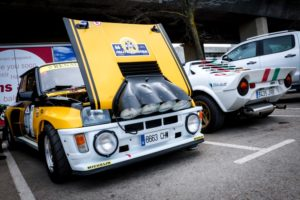 Renault 5 Turbo and Lancia Stratos
